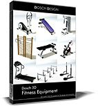 DOSCH 3D: Fitness Equipment